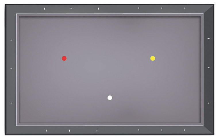 Billards Toulet - Mode de jeu billard Français