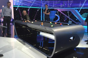 Les Extraordinaires TF1 billard toulet Blacklight