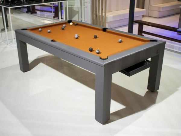 Billard CL gris bois - Billards Toulet