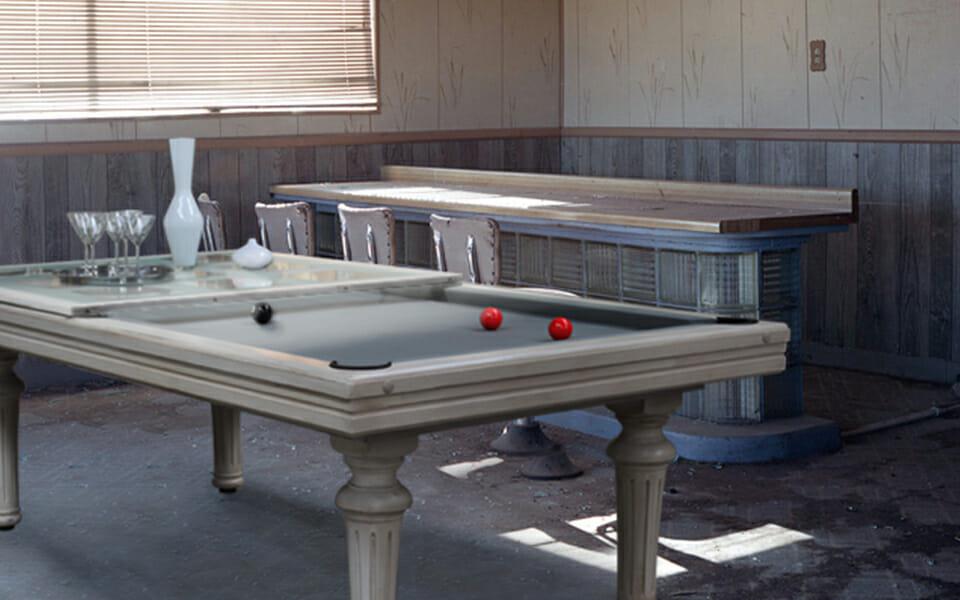 Billard Classique table à manger - Billards Toulet