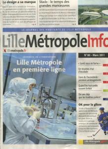 Billard Toulet-presse-Lille Metropole info-couv