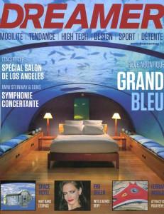 Billard Toulet-publication-dreamer-couv