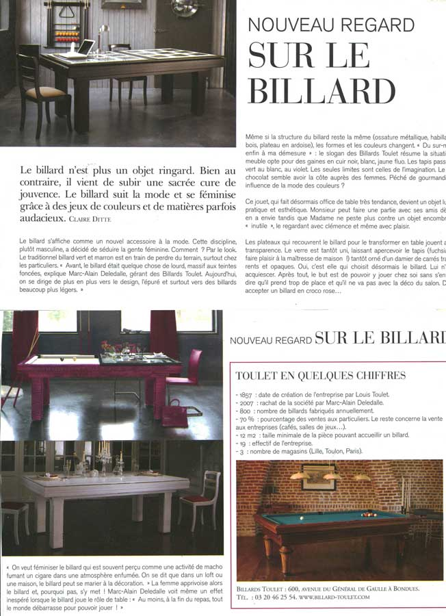 Billard-Toulet-publications-Marie-Claire
