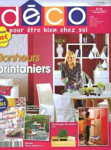 Billard Toulet-publications-deco pour etre bien chez soi-couv