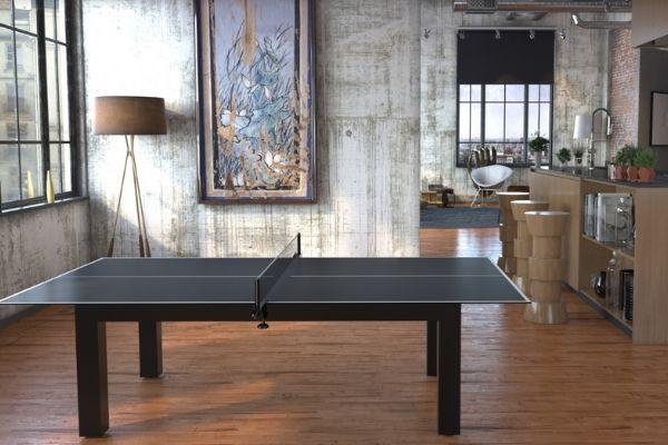 Billard convertible en table de ping-pong - Toulet