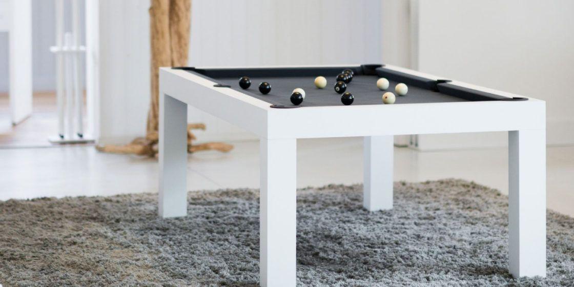 Billard Toulet Pearl design modern