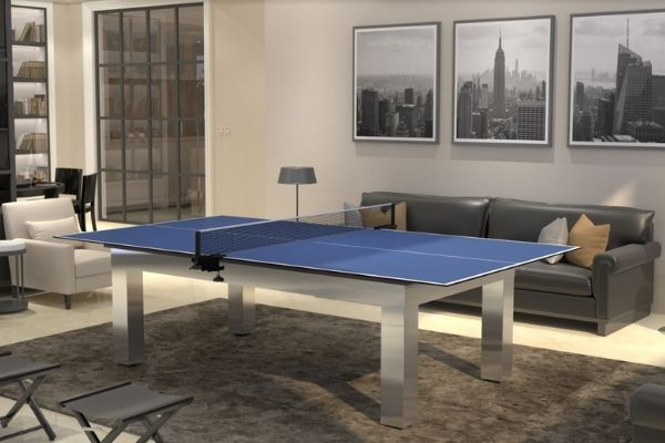 Billard transformable en table ping pong Cornilleau - Toulet