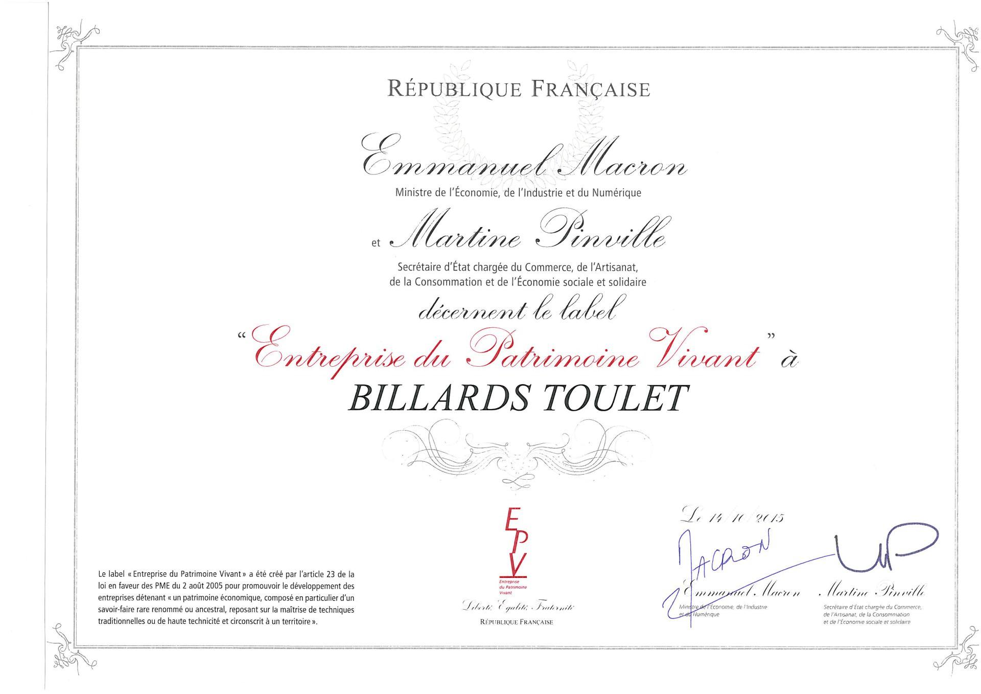 bdf15a9fbe808d Archives des Actus - Page 5 sur 10 - Billards Toulet FR