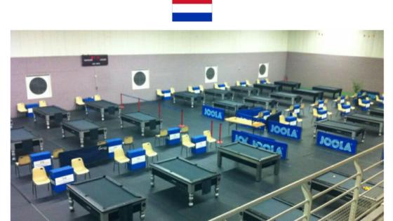 championnats d'europe de billard
