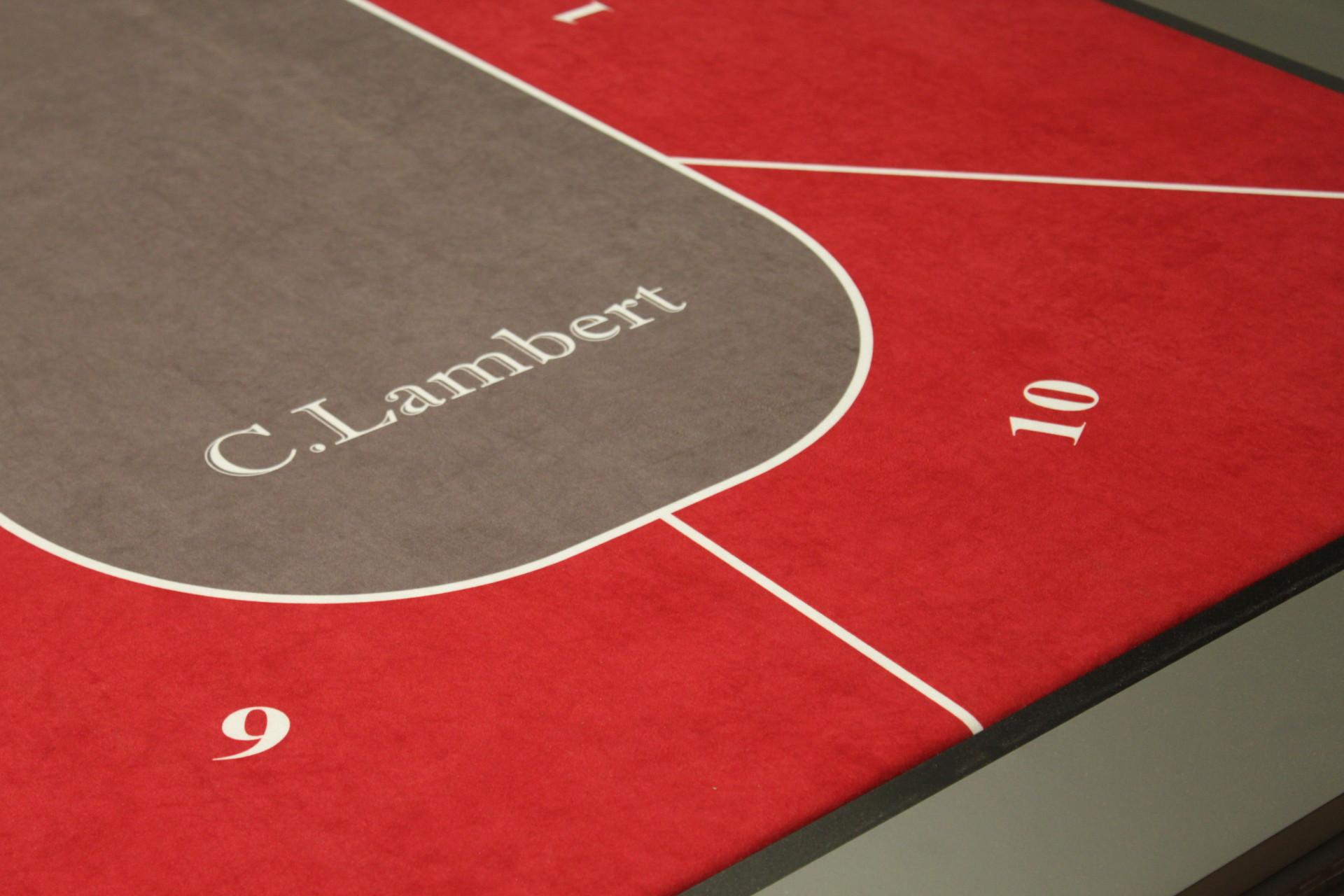 billard table -