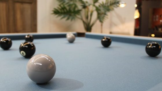 Tendances deco billard - Billards Toulet