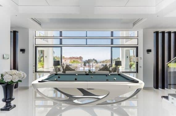 Acheter une table de billard design américain - Billards Toulet