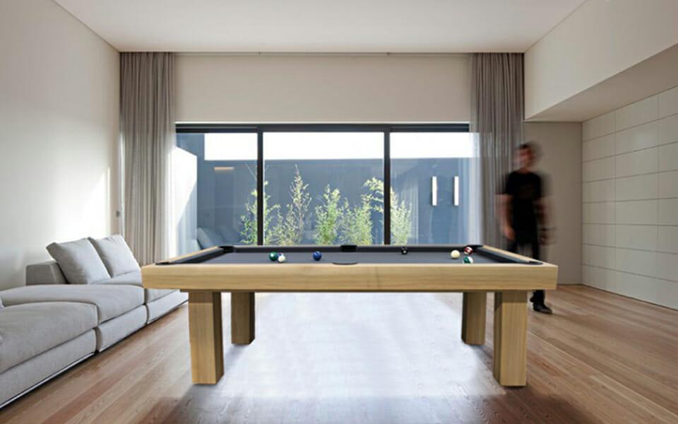 Billard table éco-conçu - ecologique - Billards Toulet