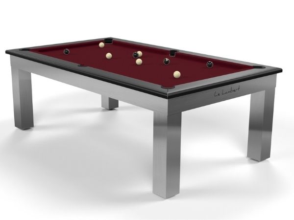 Billard table 8 Pool Le Lambert Table noir - Billards Toulet