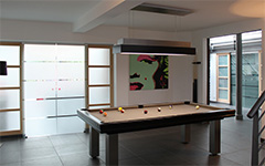 Loft - Billards Toulet - billard design - billard table