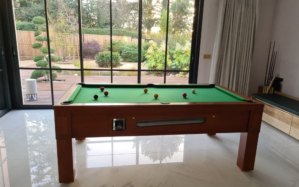 Petit billard en bois - Week-end - Billards Toulet