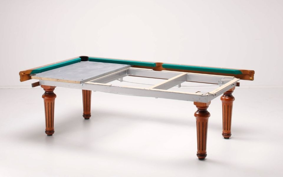 Composition table de billard avec ardoise - Billards Toulet